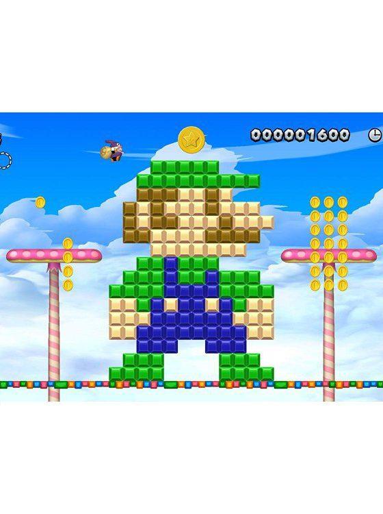 بازی New Super Mario Bros U Deluxe کنسول Nintendo Switch