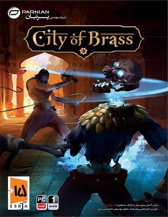 خرید بازی City of Brass برای کامپیوتر