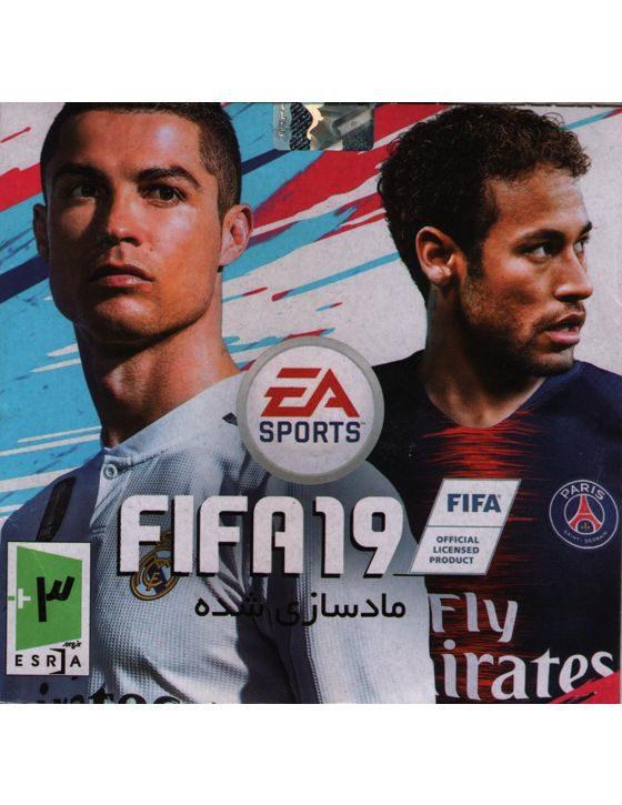 خرید بازی Fifa 19 برای کنسول PS1