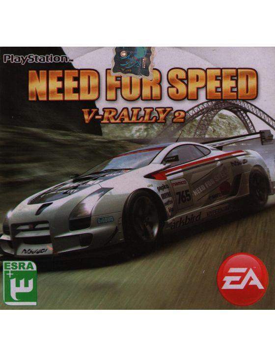 خرید بازی Need For Speed VRally 2 برای کنسول PS1