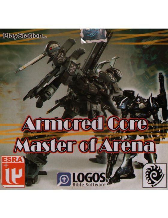 خرید بازی Armored Core Master OF Arena برای کنسول PS1