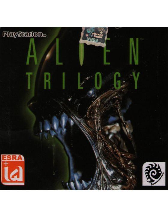 خرید بازی Alien Trilogy برای کنسول PS1