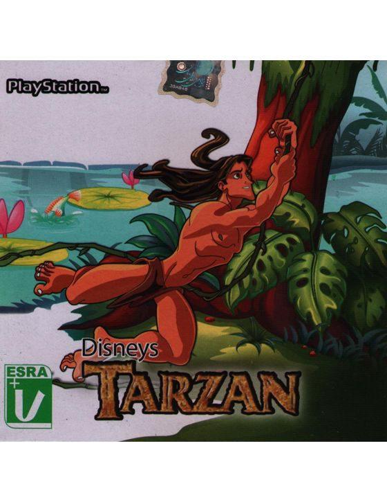 خرید بازی Tarzan برای کنسول PS1