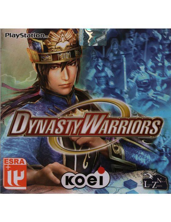 خرید بازی Dynasty Warriors برای کنسول PS1