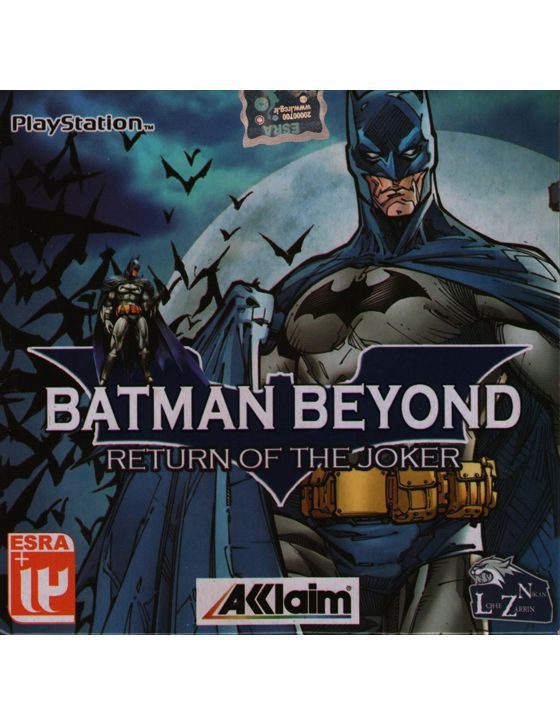 خرید بازی Batman Biyond برای کنسول PS1