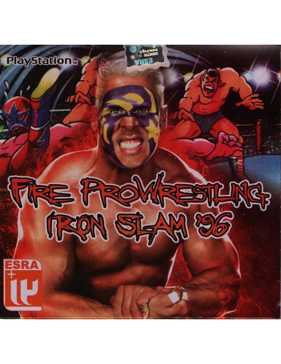 خرید بازی FrieProwrestling IronSlam 96 برای کنسول PS1