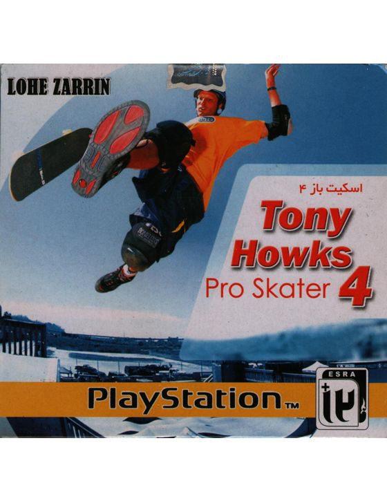 خرید بازی اسکیت باز 4 برای کنسول PS1