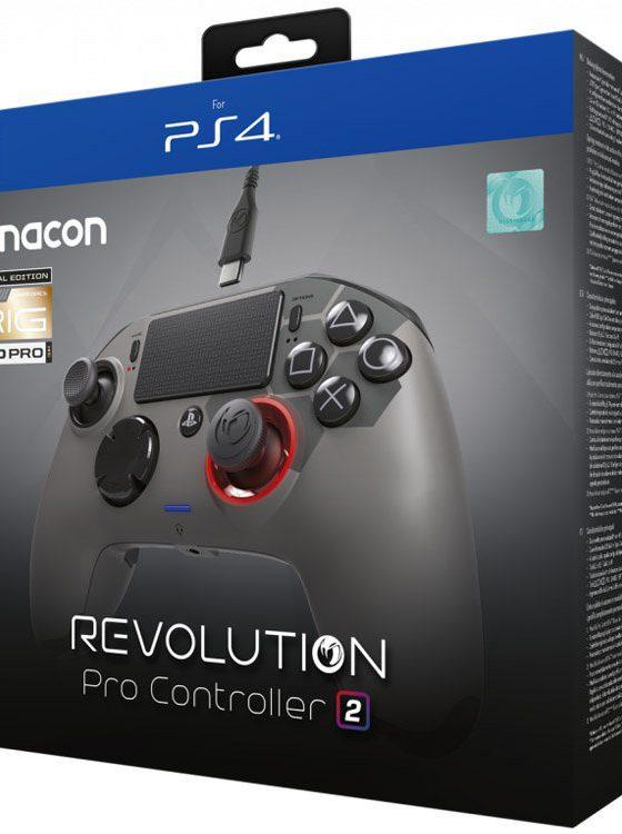 خرید کنترلر ناکون مدل Revolution PRO RIG (استوک)