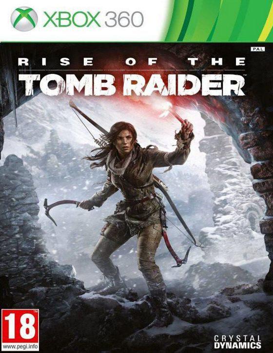خرید بازی Rise of the Tomb Raider برای کنسول XBOX 360