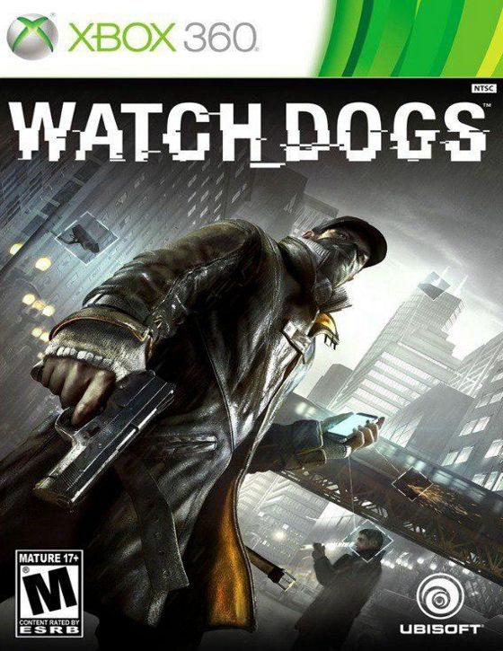 خرید بازی watch dogs برای کنسول xbox 360