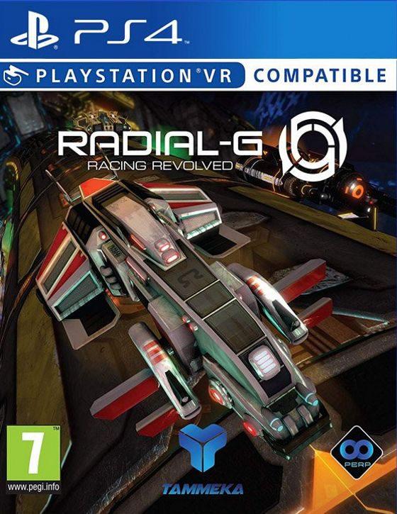خرید بازی Radial G Racing Revolved مخصوص Playstation VR