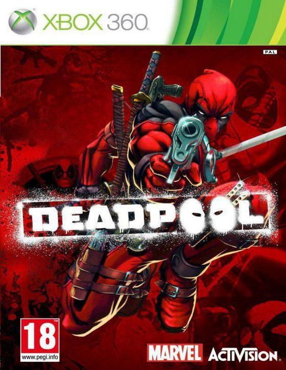 خرید بازی Deadpool برای کنسول XBOX 360