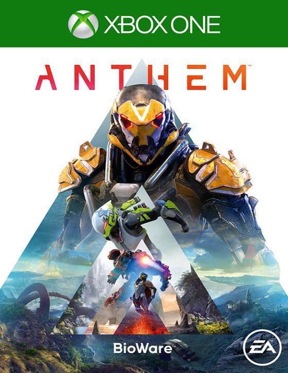 خرید بازی ANTHEM برای کنسول XBOX ONE