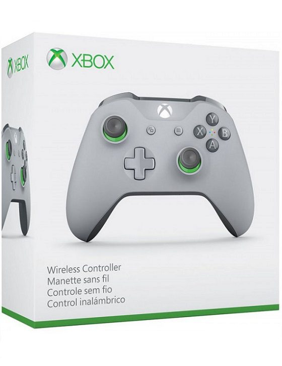 خرید WIRELESS CONTROLLER XBOX ONE,S,X GREY and GREEN
