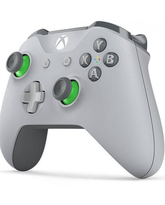 خرید دسته بازی ایکس باکس وان مدل Edition Grey / Green