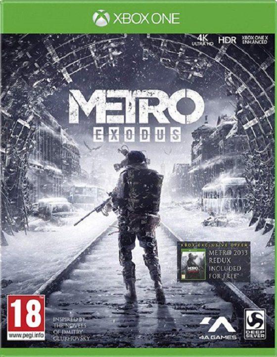 خرید بازی Metro Exodus برای کنسول XBOX ONE