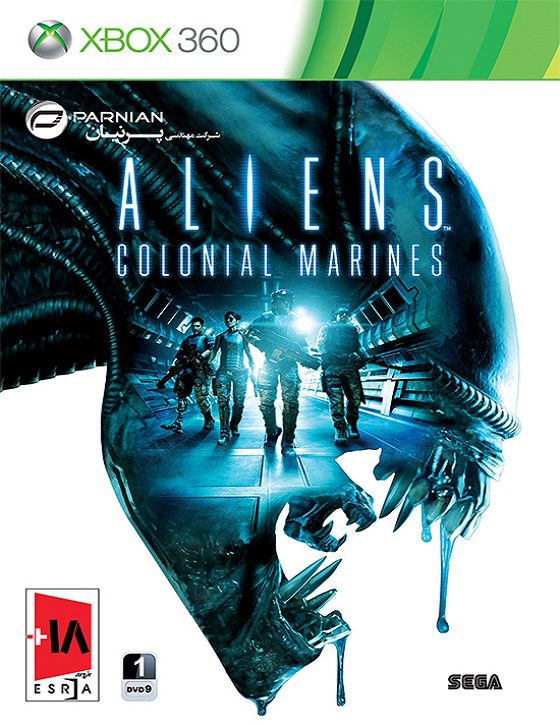 خرید بازی Aliens Colonial Marines XBOX 360