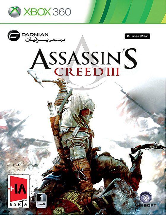 بازی فرقه قاتلین 3 برای Xbox 360