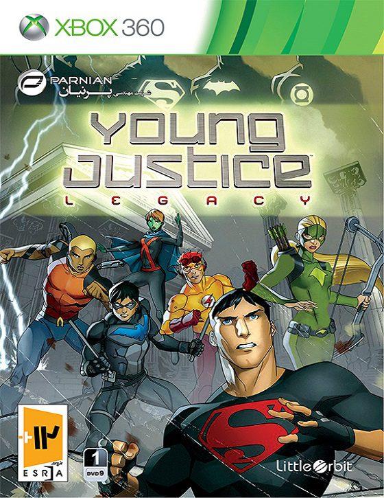 خرید بازی Young Justice Legacy برای Xbox 360