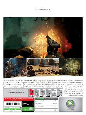 بازی Deadfall Adventures برای کنسول Xbox 360