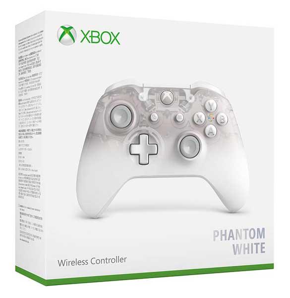 دسته بازی ایکس باکس وان مدل Phantom White
