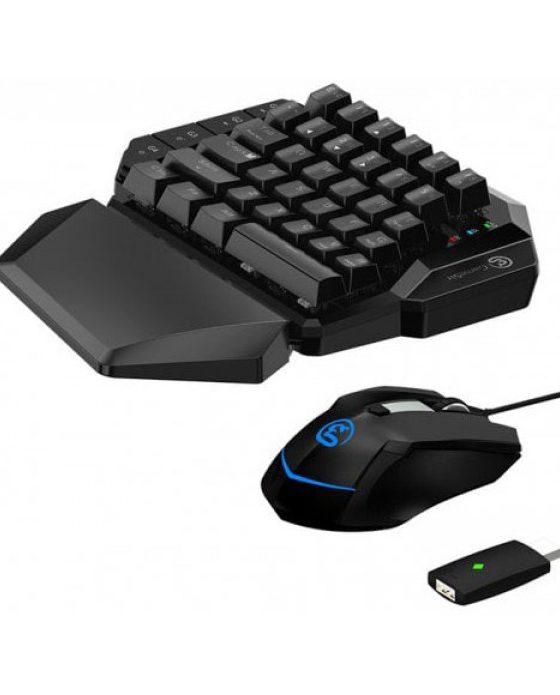 کیبورد و موس کنسول بازی گیمسیر مدل GAMESIR VX