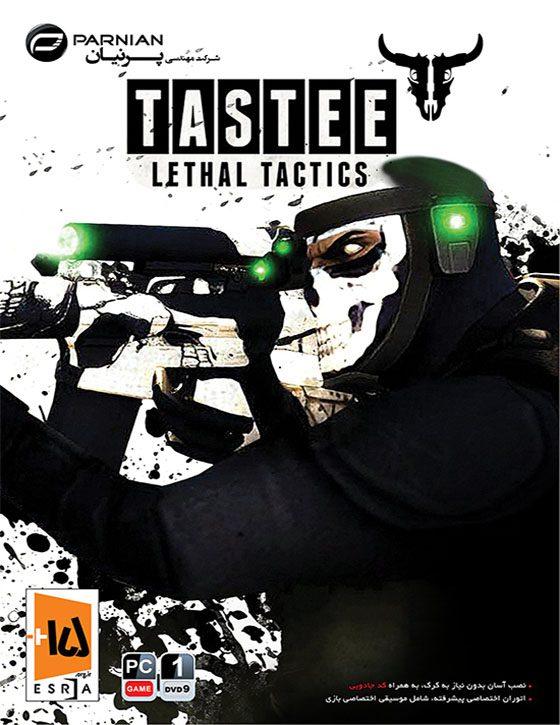 خرید بازی TASTEE Lethal Tactics برای کامپیوتر