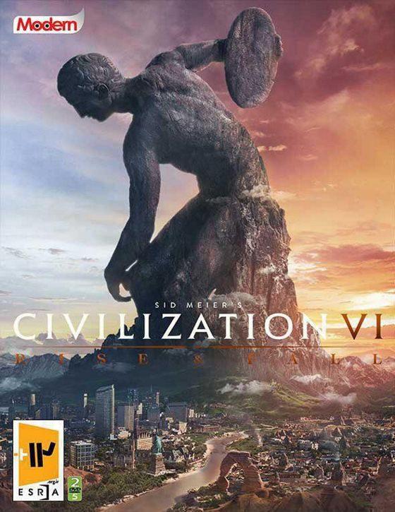 خرید بازی civilization vi برای کامپیوتر