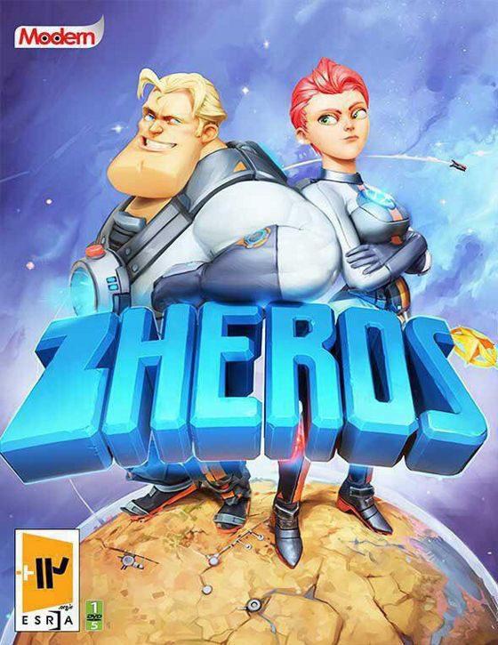 خرید بازی zheros برای کامپیوتر