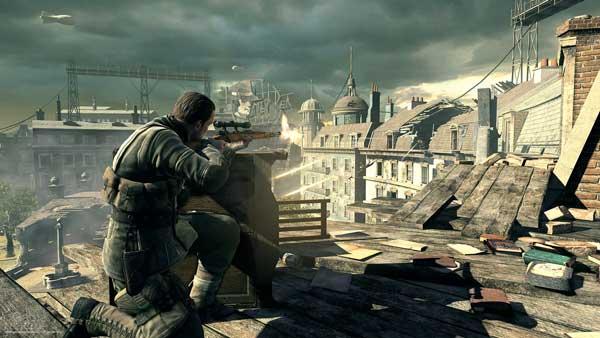بازي The Sniper 2