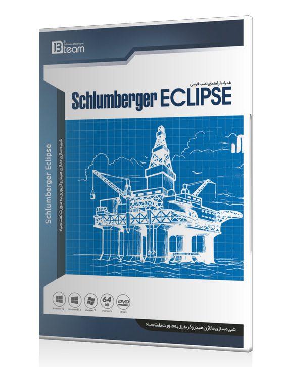 خرید نرم افزار شبیه سازی مخازن هیدروکربوری Schlumberger Eclips 2015