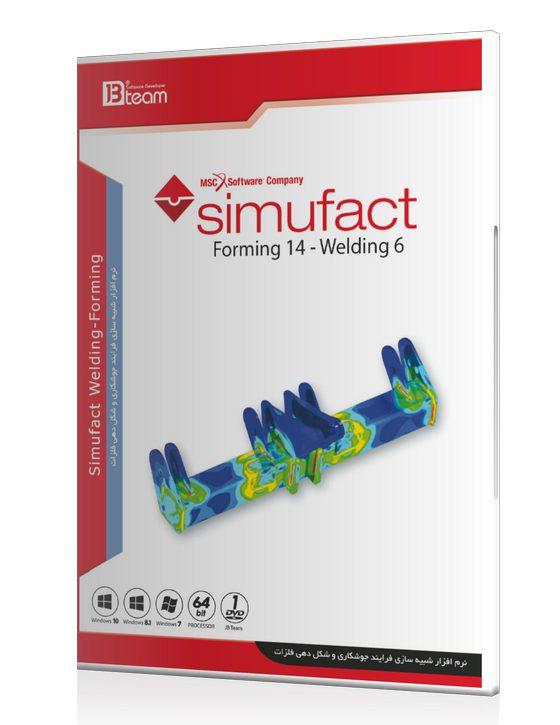 خرید نرم افزار شبیه سازی فرایند جوشکاری Simufact