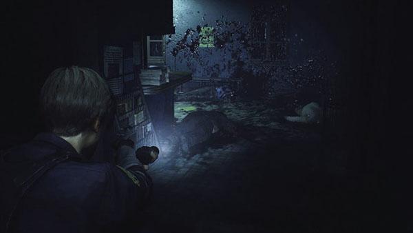 بازی کامپیوتری Resident Evil Resistance