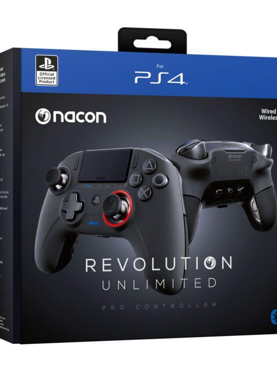 خرید کنترلر بیسیم مدل Revolution Unlimited Pro PS4