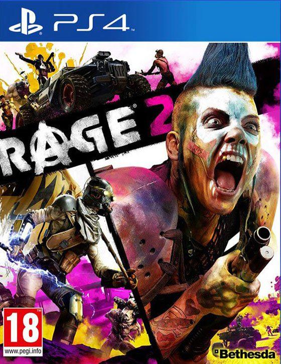 خرید بازی RAGE 2 برای کنسول PS4