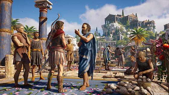 خرید بازی Assassins Creed Odyssey برای کامپیوتر