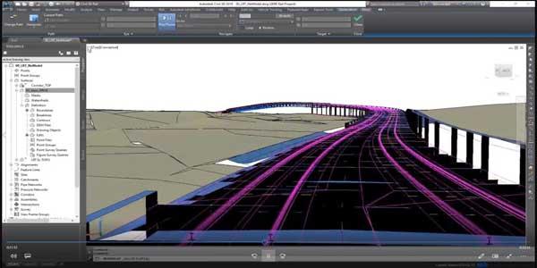 نرم افزاری مهندسی شهرسازی