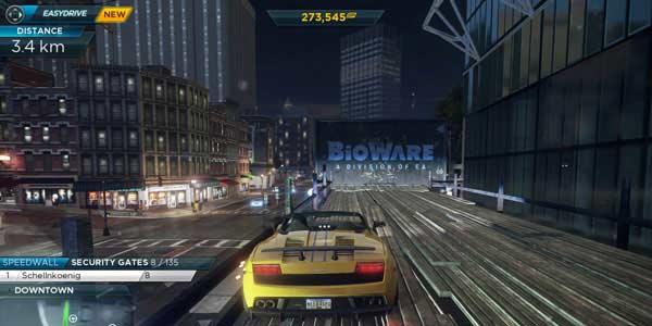 خرید بازی کامپیوتری Need for Speed Most Wanted