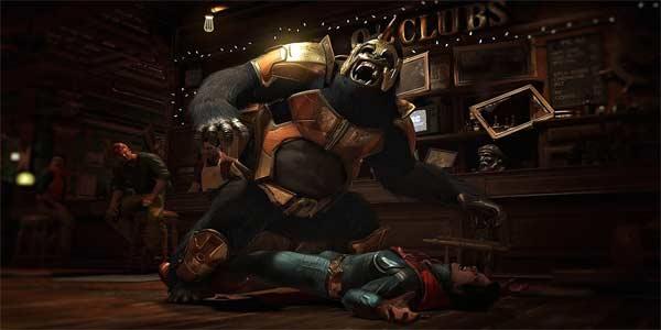 بازي های اکشن کامپیوتری Injustice 2 Ultimate Edition