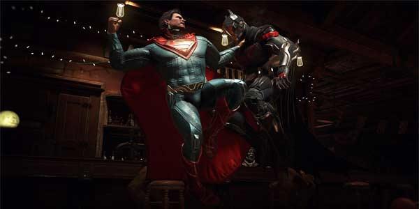 بازي اکشن کامپیوتری Injustice 2 Ultimate Edition