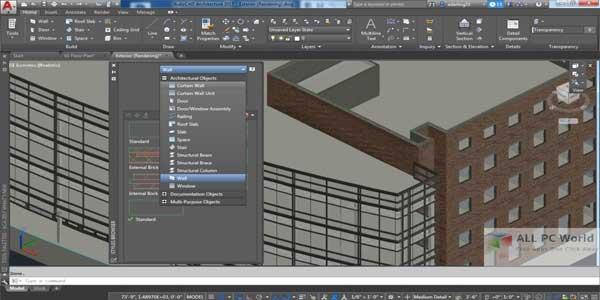 نرم افزار Autodesk Architecture Collection 2022