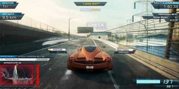 Need for Speed Rivals بازي کامپيوتري ماشین