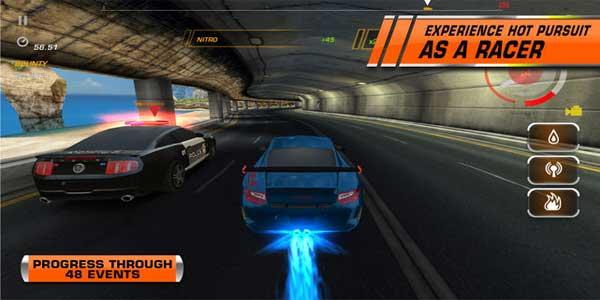 NFS Hot Pursuit بازي کامپيوتري ماشین