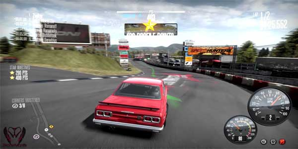 Need for Speed Most Wanted بازي کامپيوتري ماشین