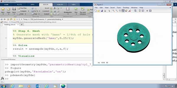 نرم افزار محاسباتیMATLAB R2021a