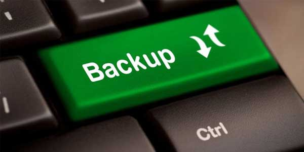 نرم افزار Backup and Recovery