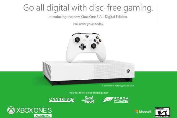 ایکس باکس وان Xbox One S All-Digital
