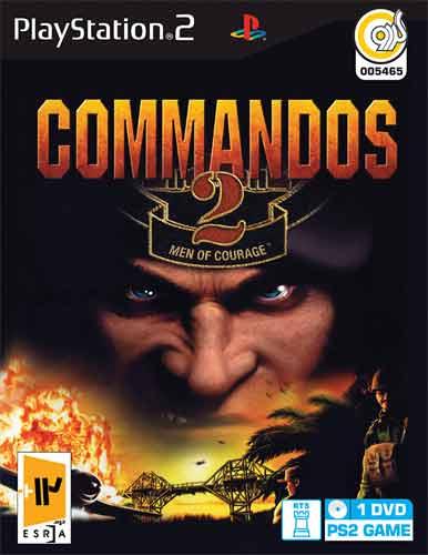 بازي اکشن Commandos