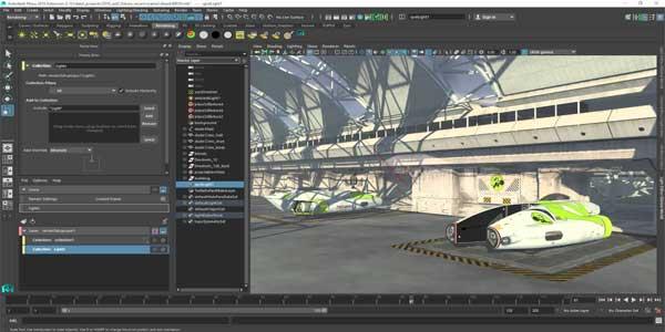 نرم افزار 3ds Max 2021 + vray