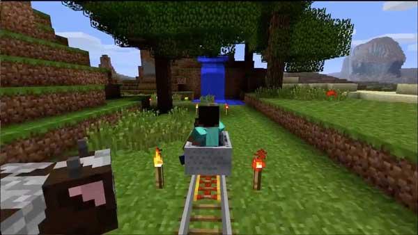 بازی Minecraft نسخه ایکس باکس 360